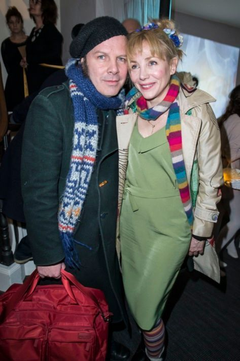 Philippe KaterIne et Julie DepardIeu.
