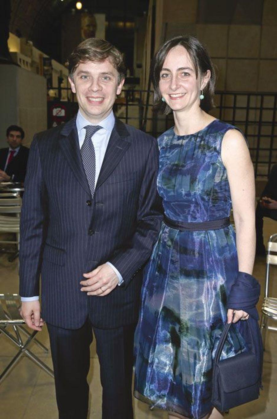 Pierre et Alix de la Rochefoucauld
