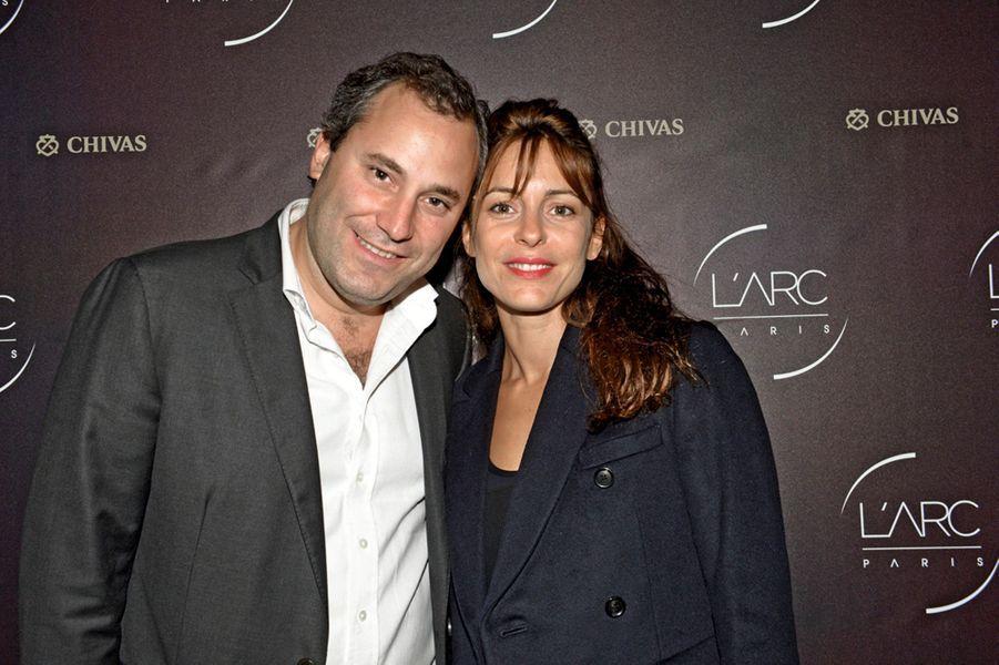 Benjamin Patou, Audrey Dana.