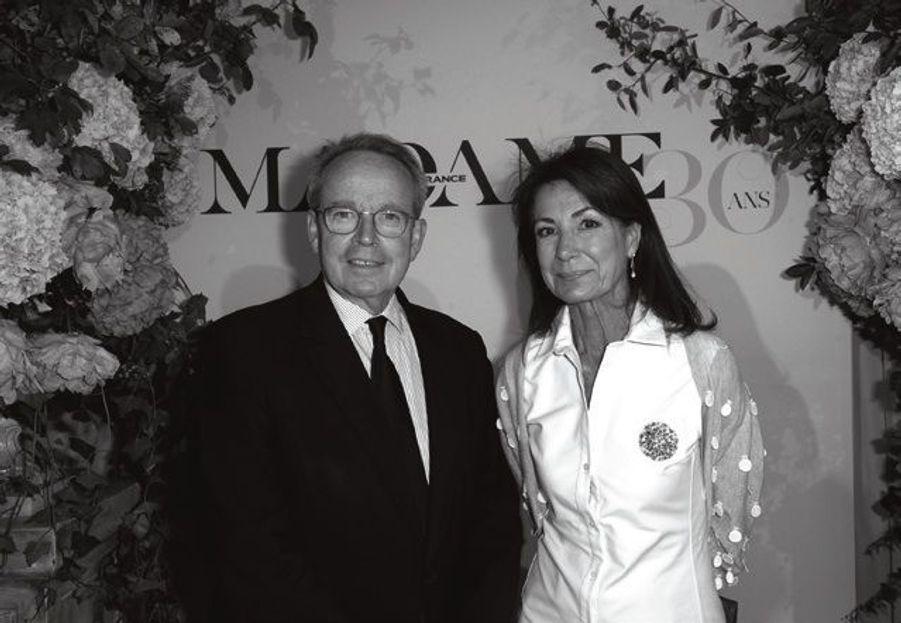 Renaud Donnedieu de Vabres, Valérie Breton.