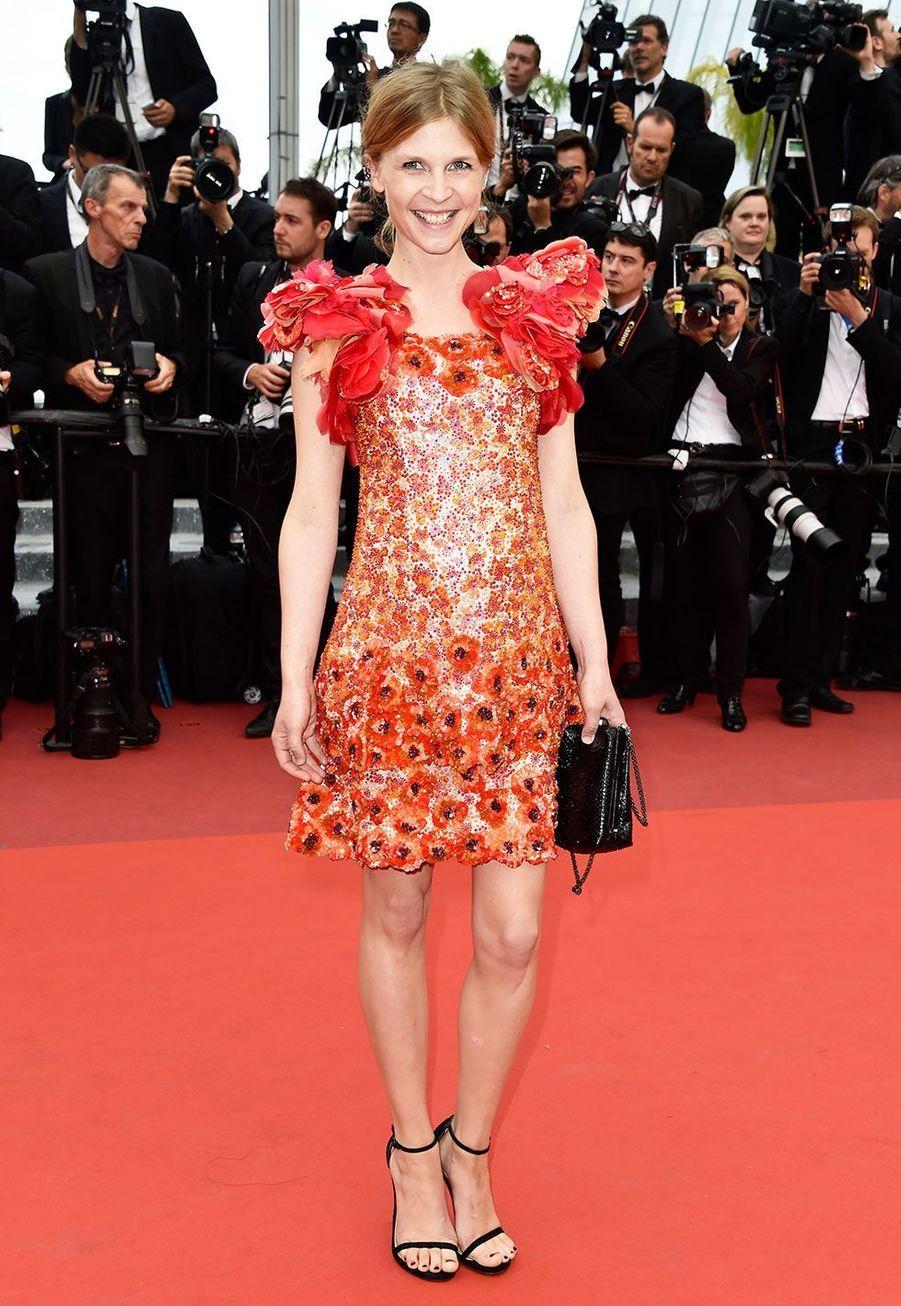 Clémence Poésy en Chanel