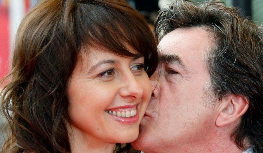 L'idylle du couple d'acteurs français s'est achevée en octobre 2010, après 13 ans de vie commune. Le mariage a eu deux enfants. Restés amis, ils ont même interprété un couple à l'écran – dans Les petits mouchoirs – après leur séparation.