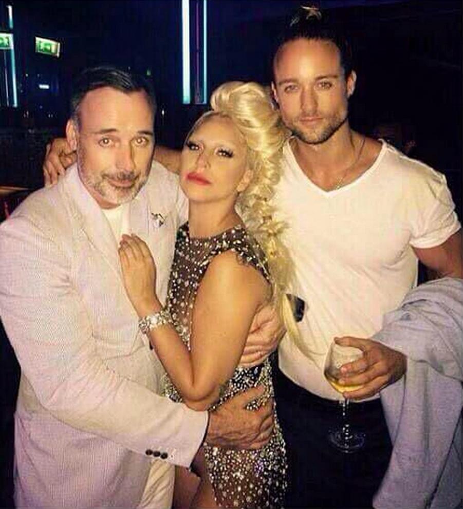 Photo postée par Lady Gaga pour la fête du 4 juillet