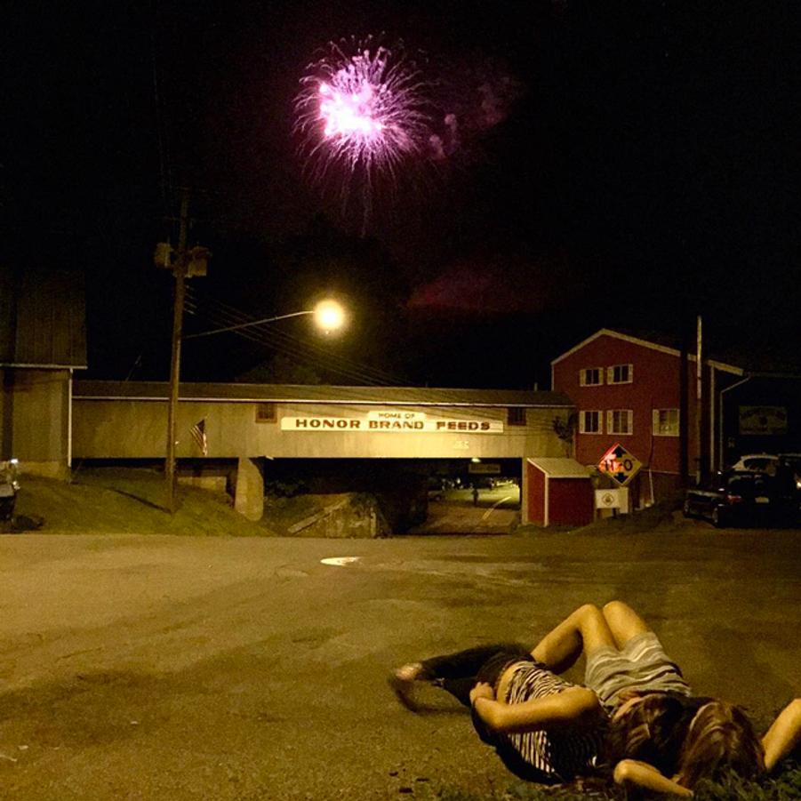 Photo postée par Mark Ruffalo pour la fête du 4 juillet