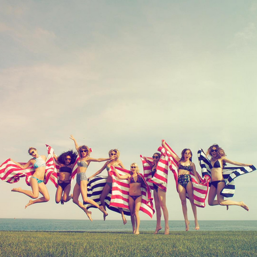 Photo postée par Taylor Swift pour la fête du 4 juillet