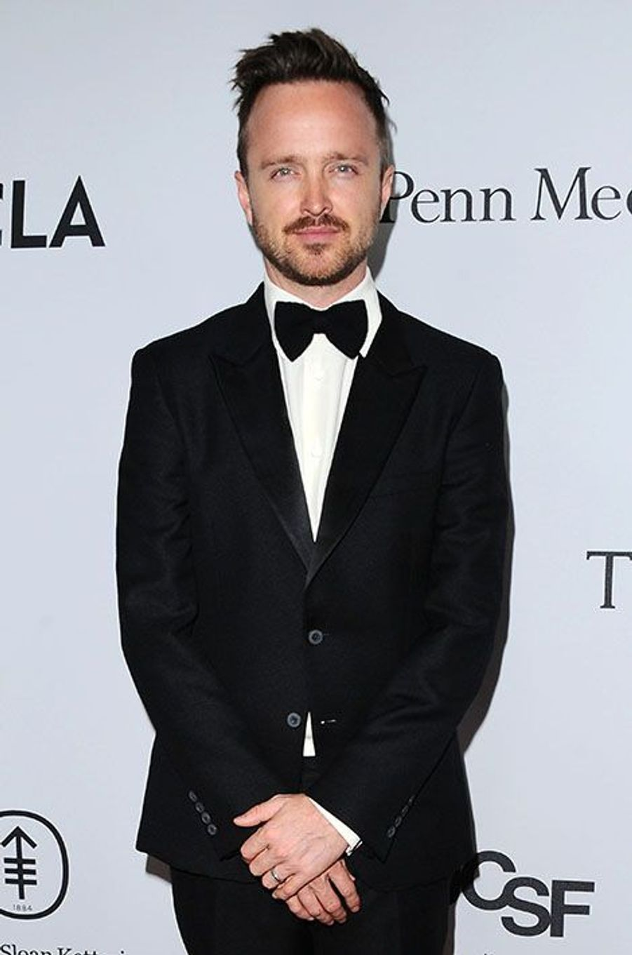 Aaron Paul à Los Angeles, le 13 avril 2016