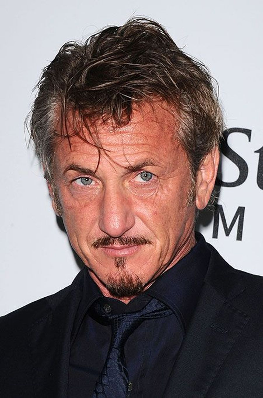Sean Penn à Los Angeles, le 13 avril 2016