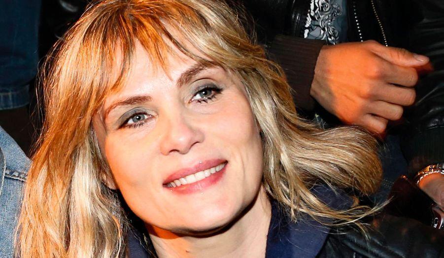 Emmanuelle Seigner sera la Wanda du film « La Vénus à la fourrure » que réalise Roman Polanski.