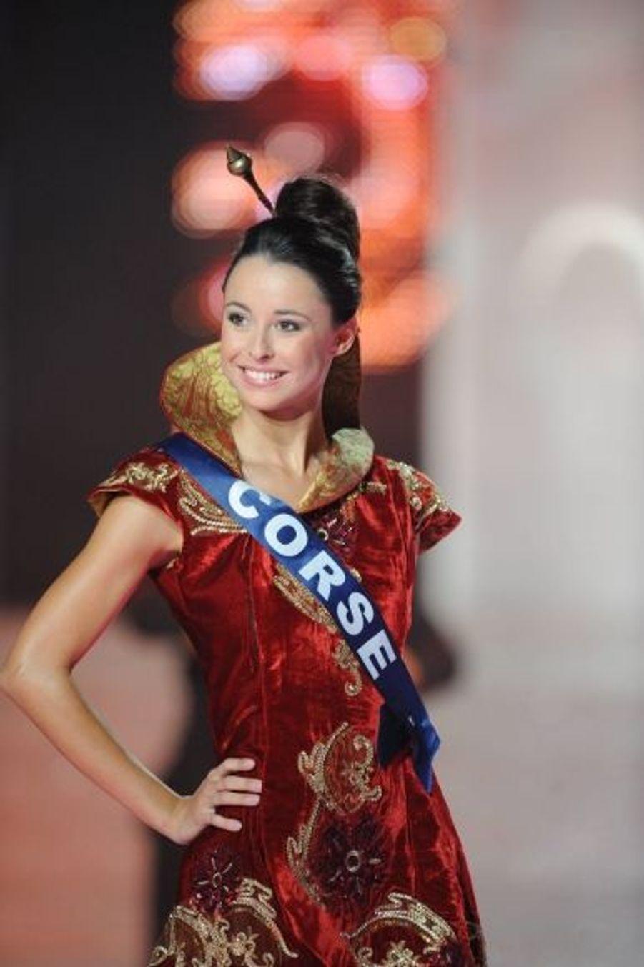 Miss Corse, demi-finaliste