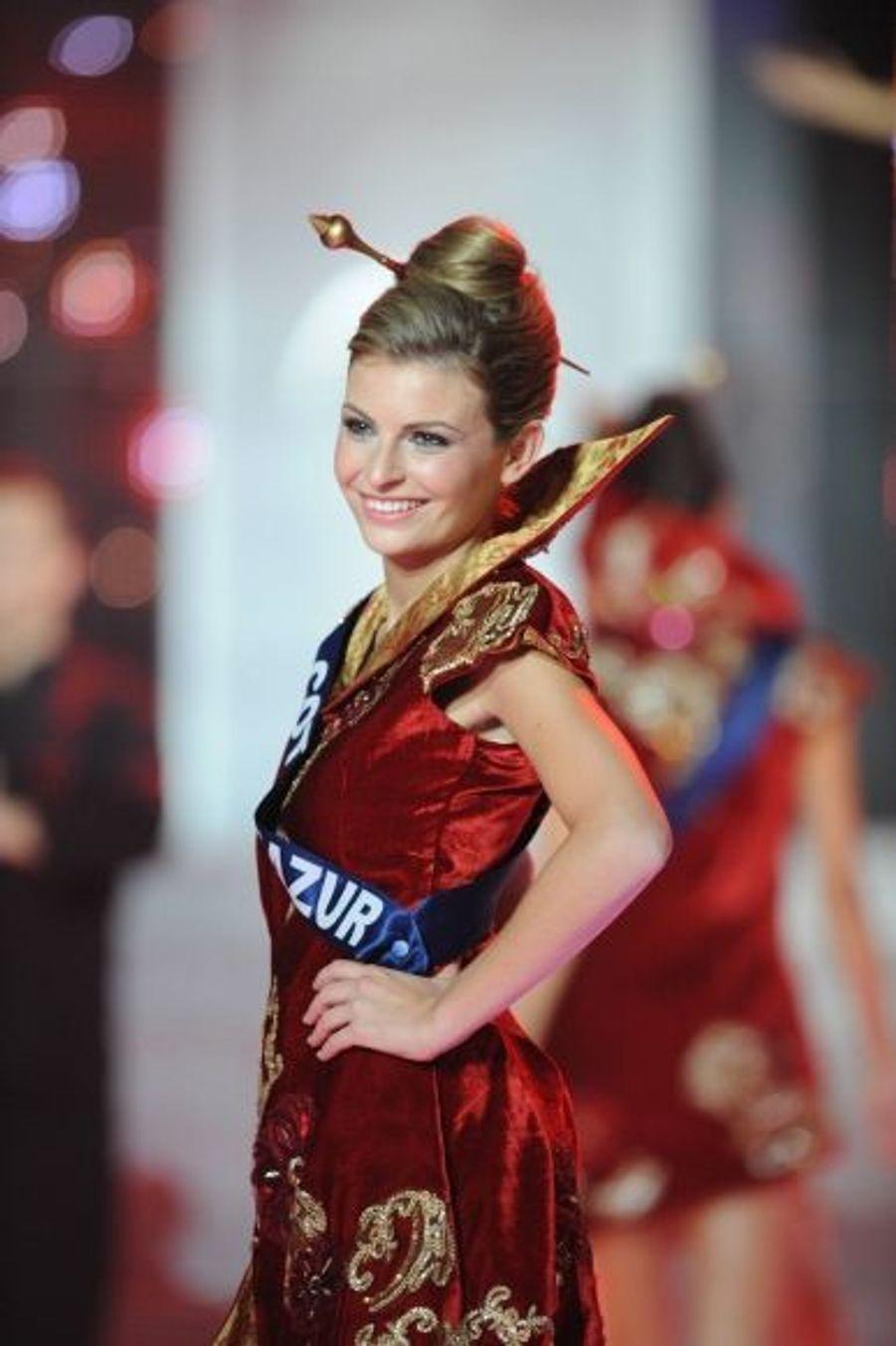 Miss Côte d'Azur, demi-finaliste