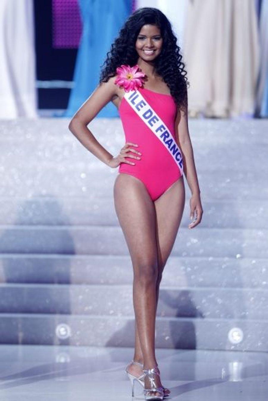 Miss Ile-de-France, cinquième