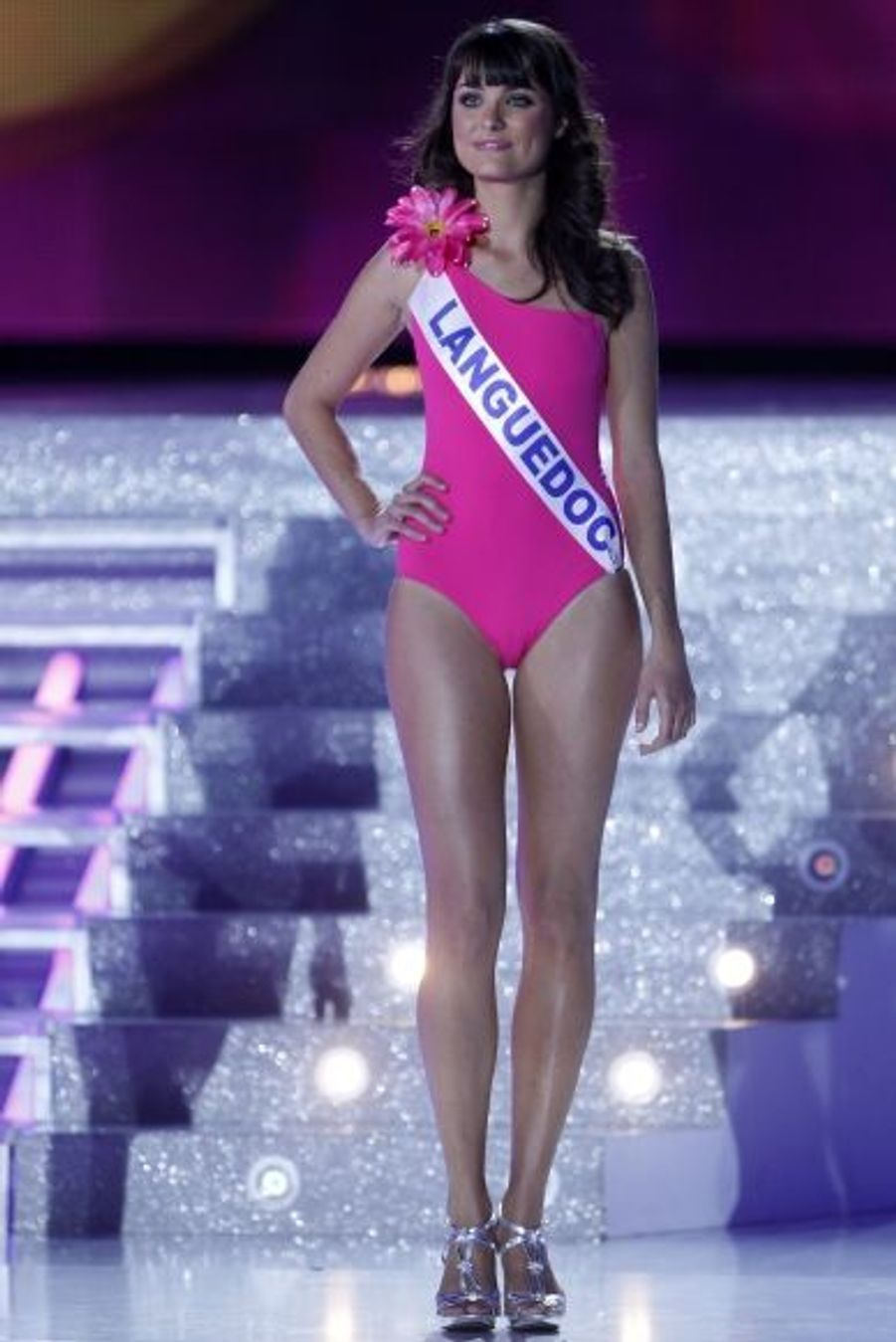 Miss Languedoc, première dauphine