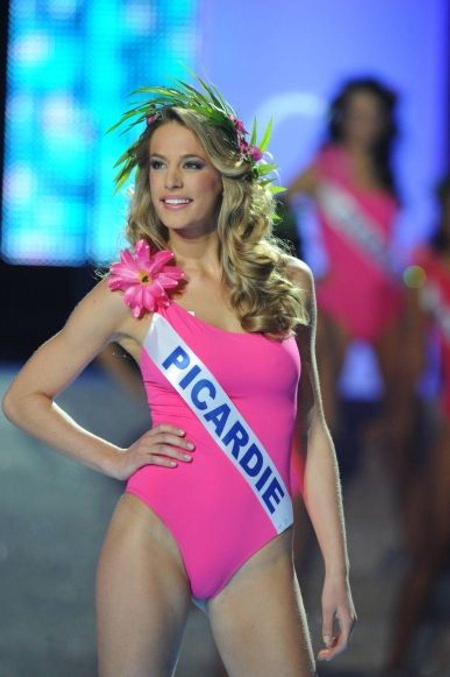 Miss Picardie, troisième dauphine