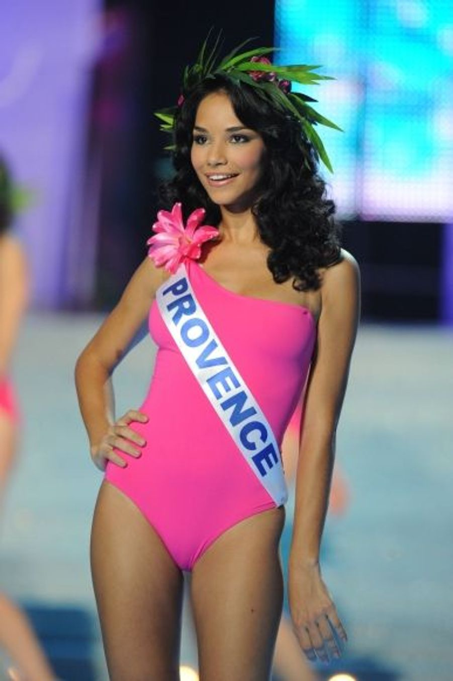 Miss Provence, demi-finaliste