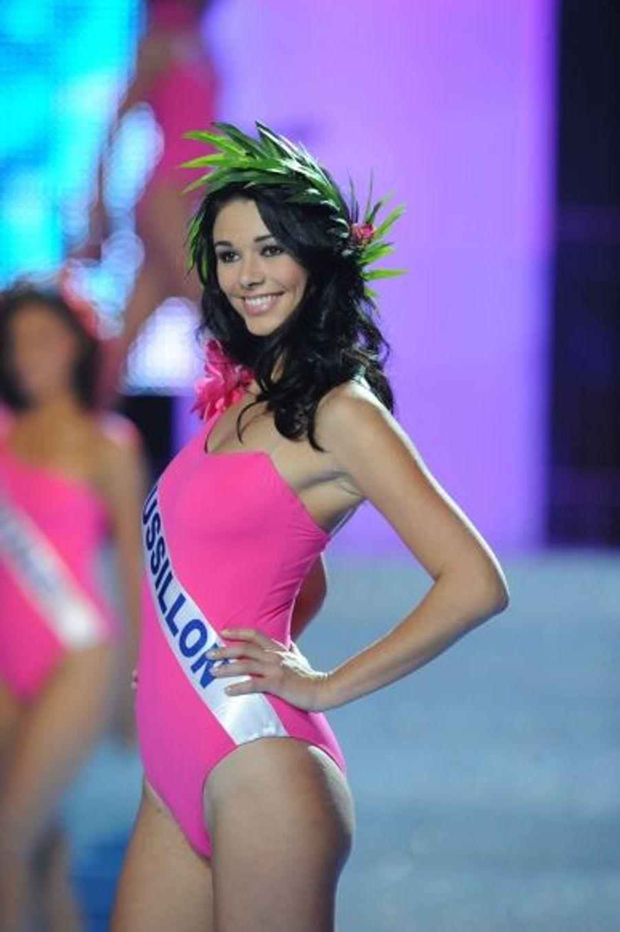 Miss Roussillon, demi-finaliste