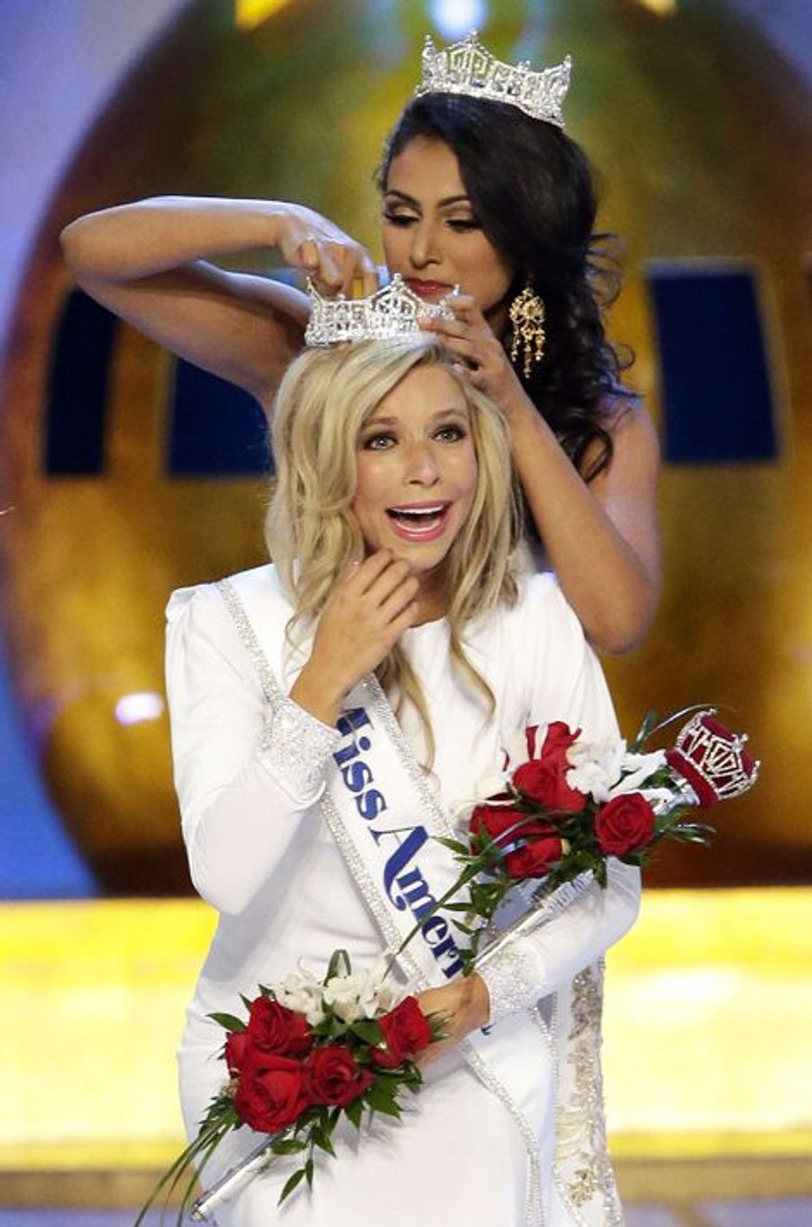 Kira Kazantsev, Miss New York, a été élue Miss America 2015 le 14 septembre 2014 à Atlantic City.