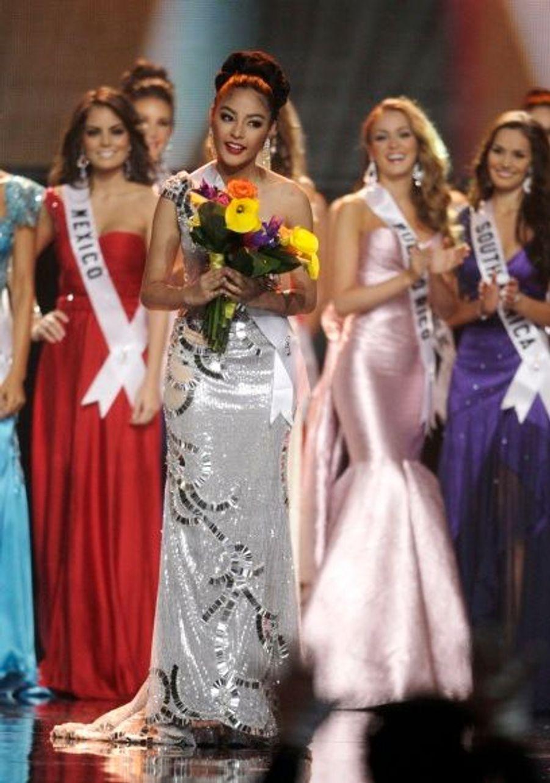 Miss Thaïlande Fonthip Watcharatrakul a été récompensée de ce prix honorifique.