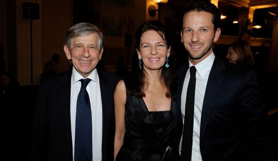 Affaire de familleLe trio Etam : Pierre, Rachel et Laurent Milchior.