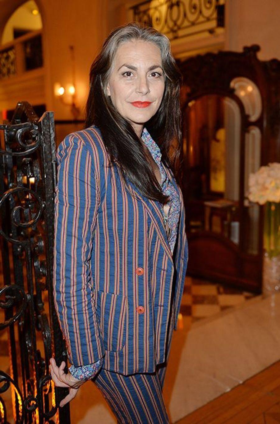 Lio à l'hôtel Régina de Paris le lundi 13 octobre 2014
