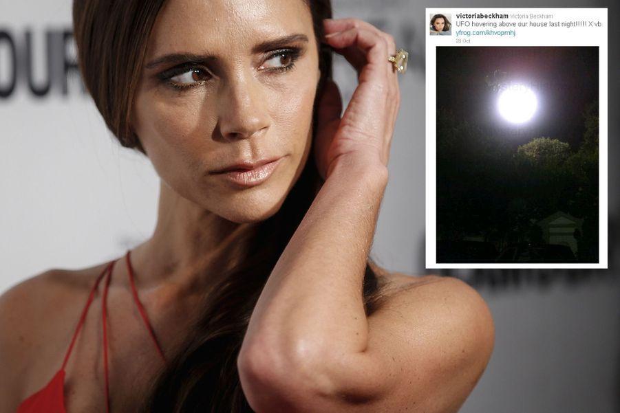 L'ovni lunaire de Victoria Beckham
