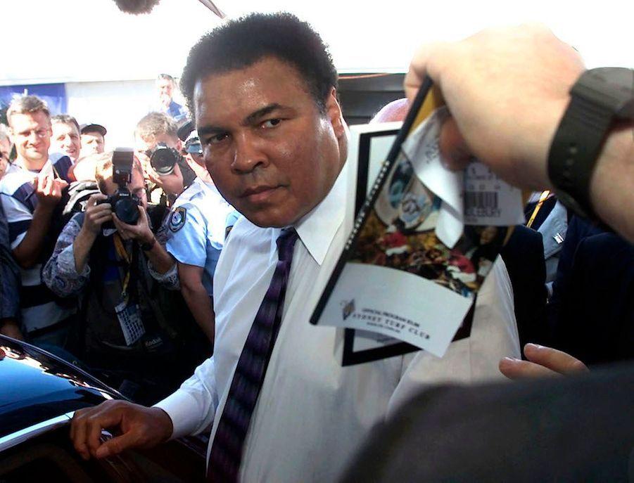 Mohamed Ali, le témoin