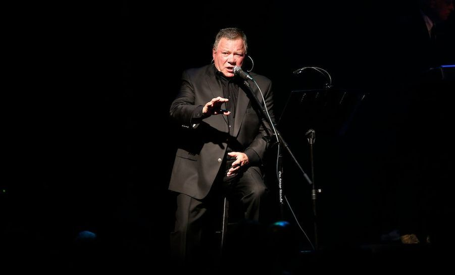 William Shatner, le bonimenteur