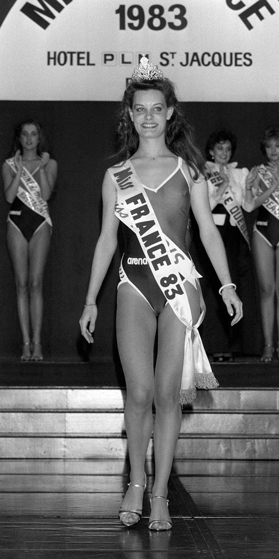 Isabelle Turpault, Miss France 1983