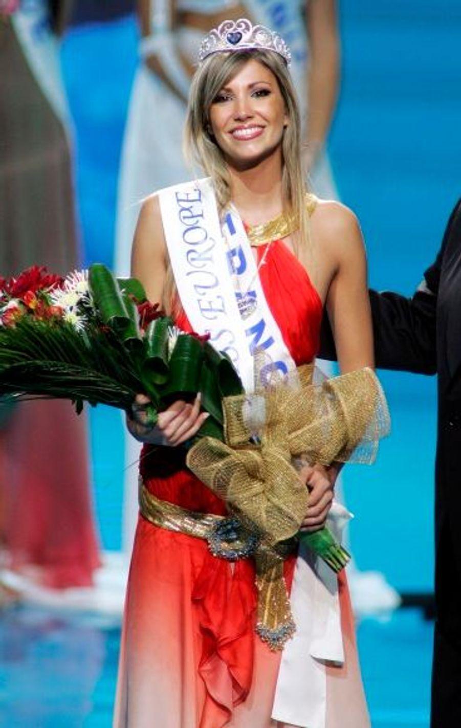 Alexandra Rosenfeld, Miss France 2006