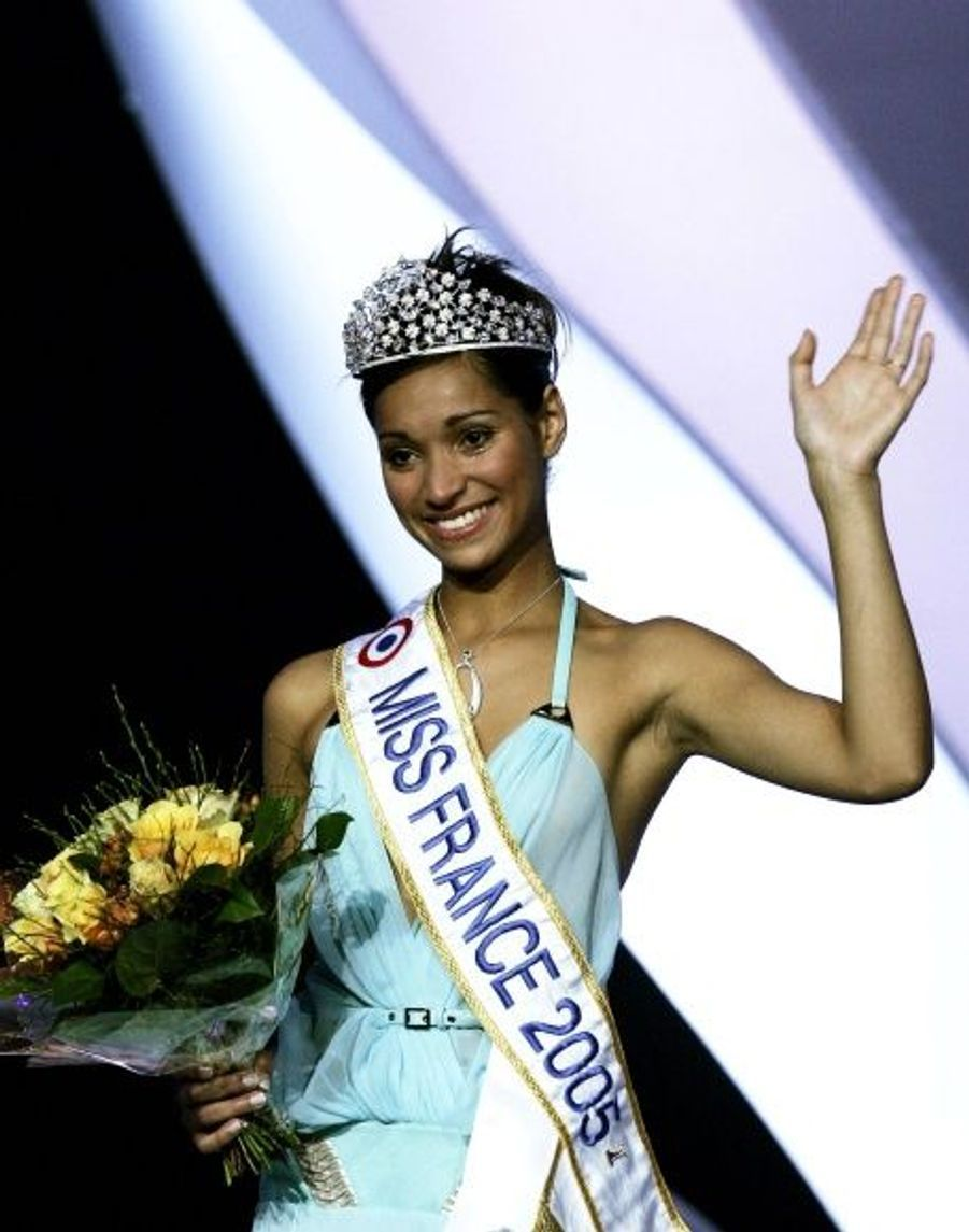 Cindy Fabre, Miss France 2005