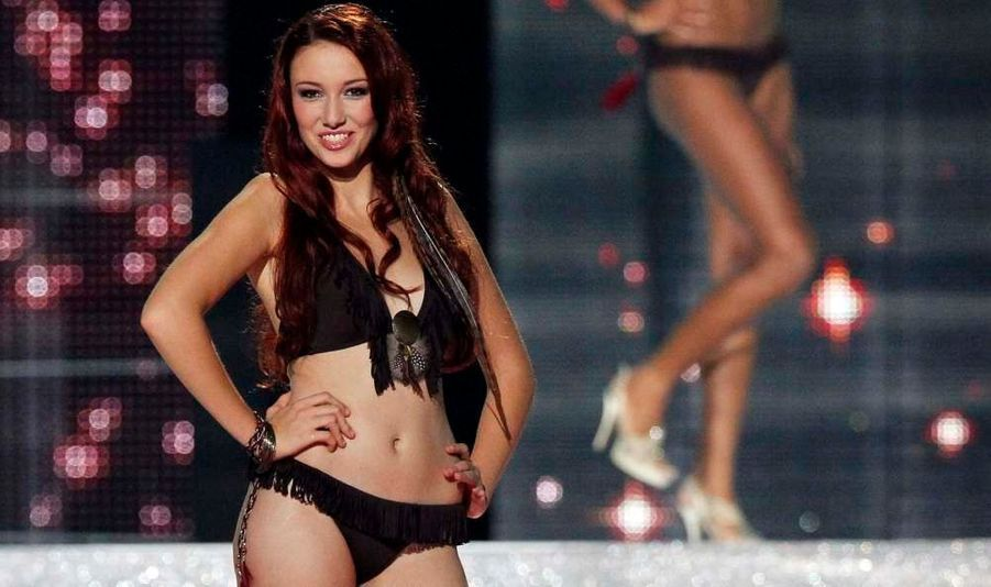 Delphine Wespiser, Miss France 2012