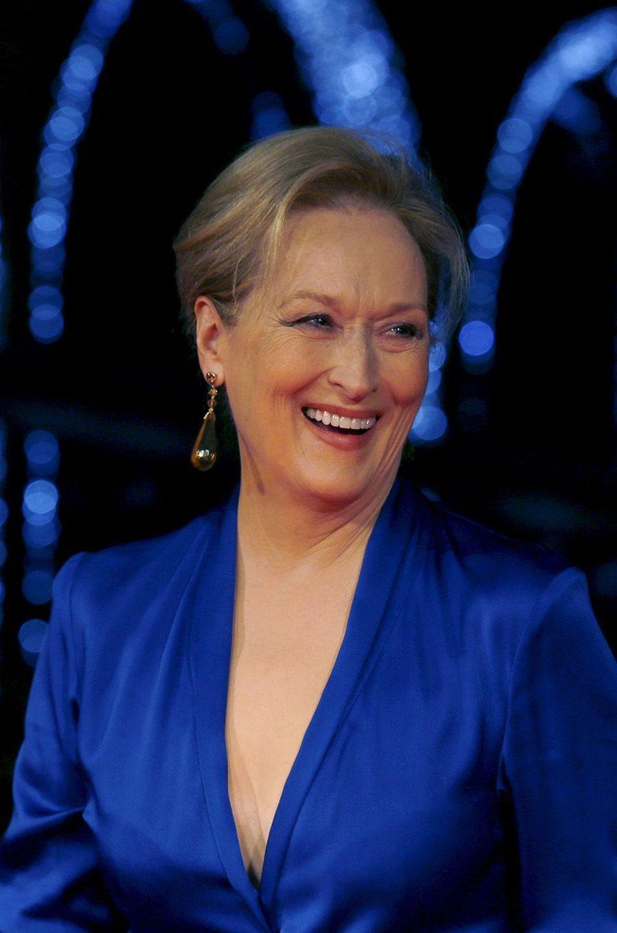 15. Meryl Streep