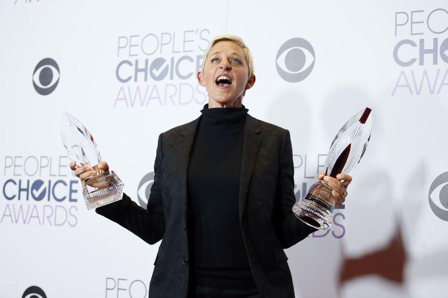 17. Ellen DeGeneres