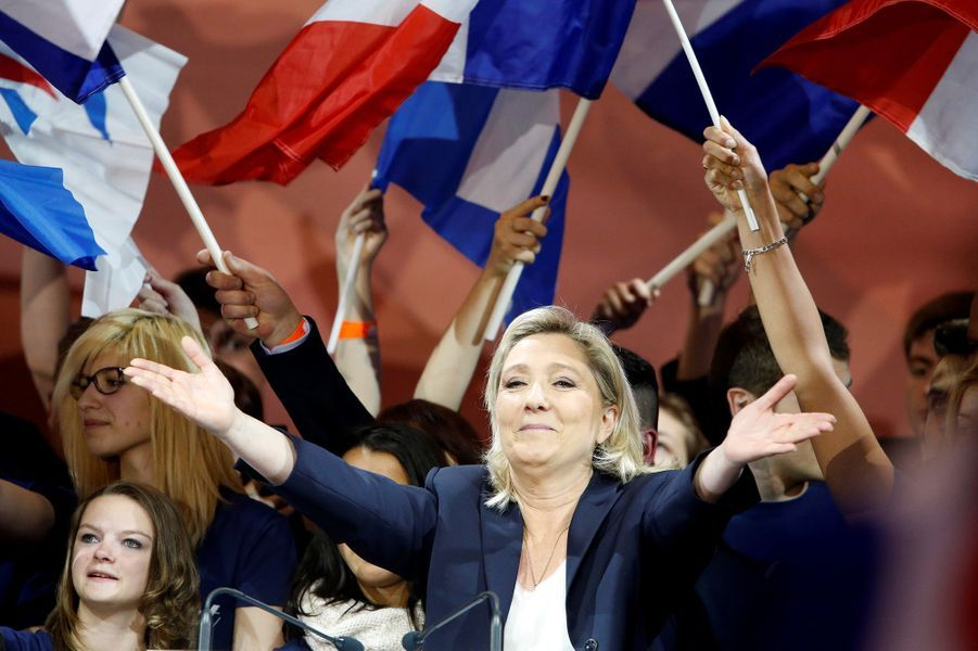20. Marine Le Pen