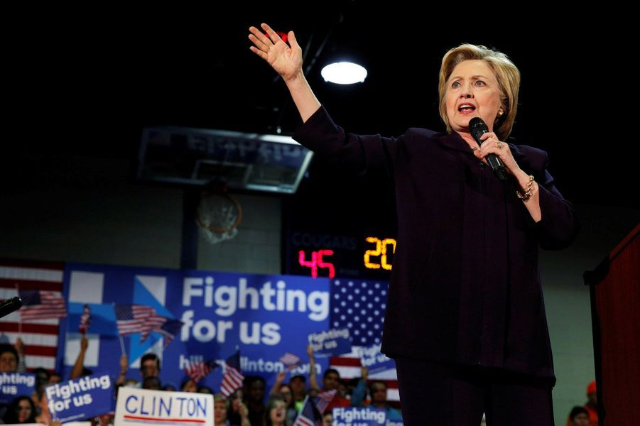 3. Hillary Clinton