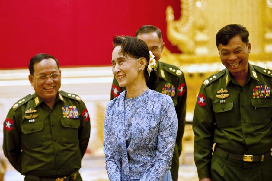 9. Aung San Suu Kyi