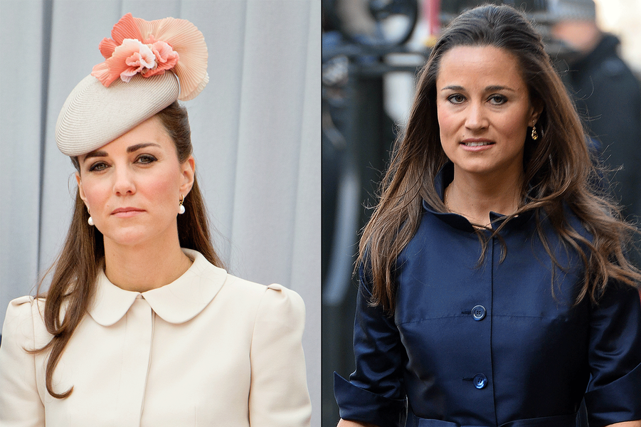 Kate et Pippa Middleton