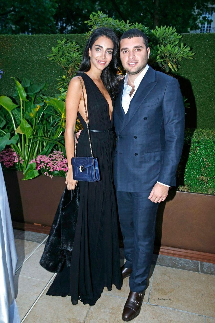 Jessica Kahawaty, Elie Saab Jr.
