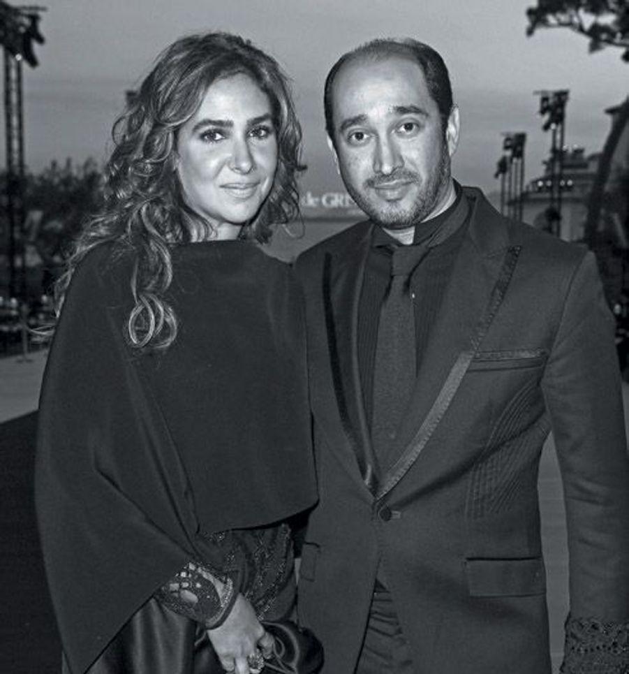 Sherine et MohammeD el-Khereiji.
