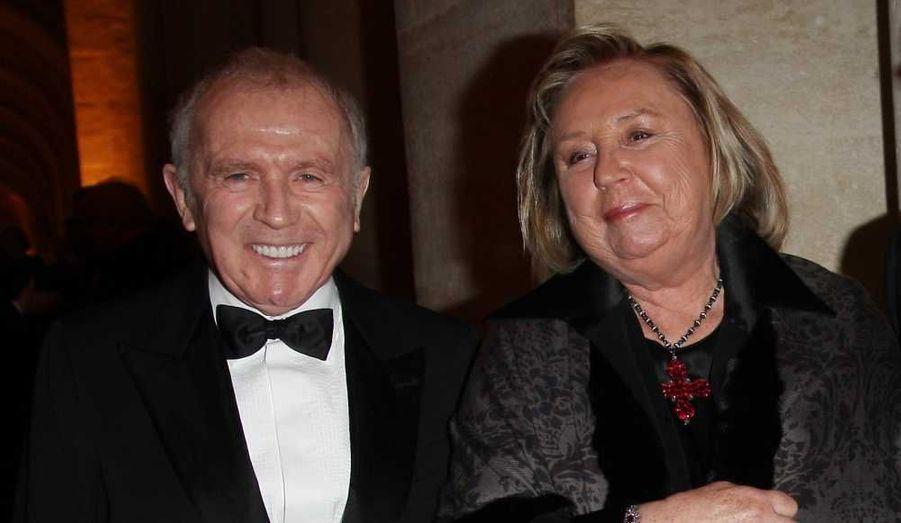 Francois et Maryvonne Pinault