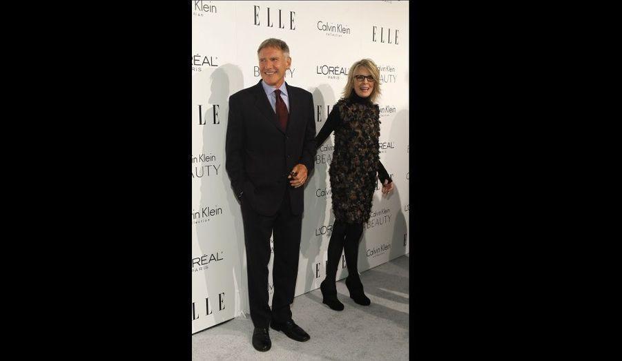 Harrison Ford et Diane Keaton