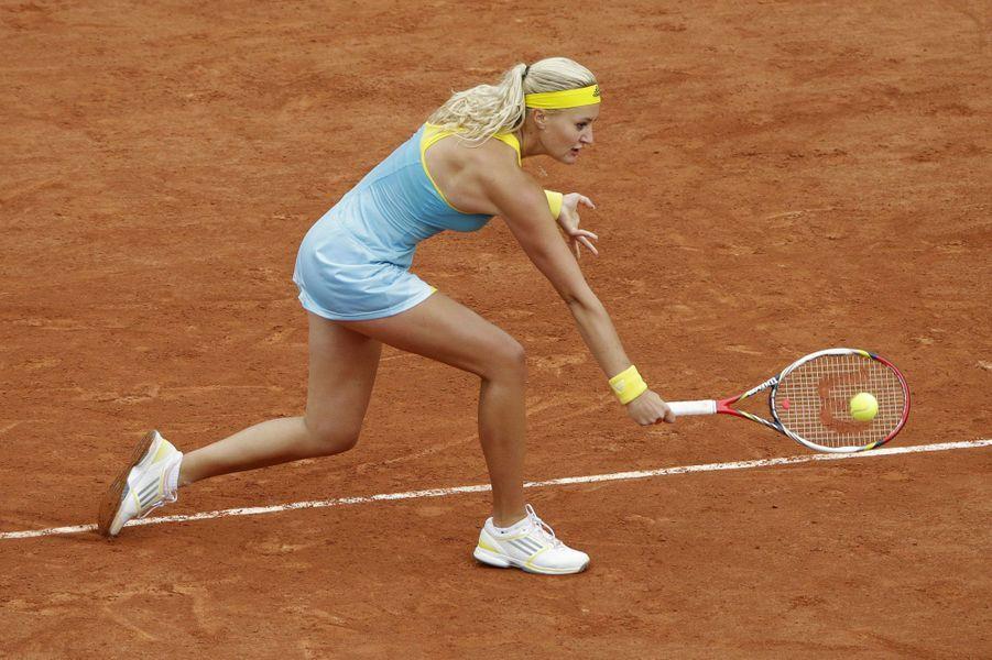 Kristina Mladenovic (France)