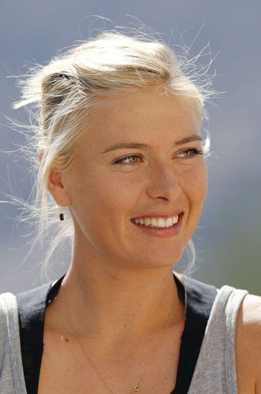 Maria Sharapova (Russie)