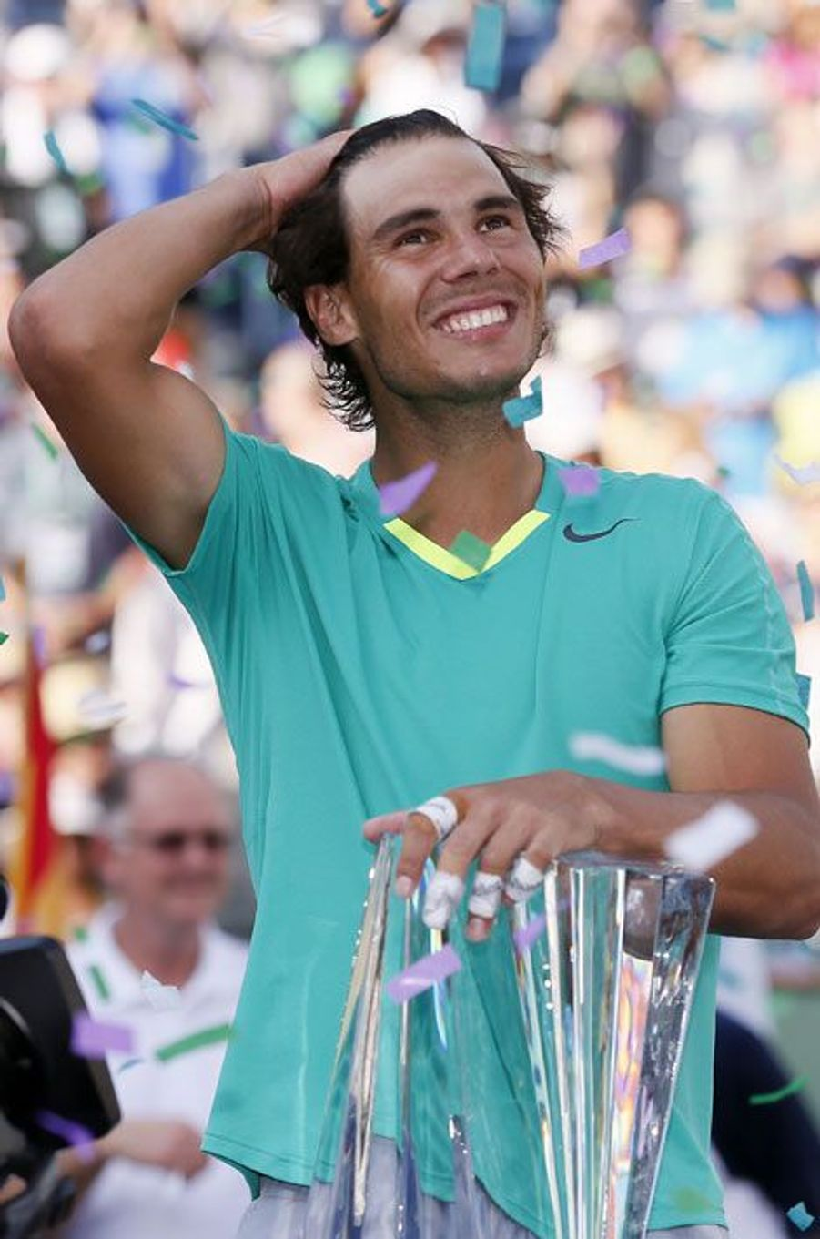 Rafael Nadal (Espagne)