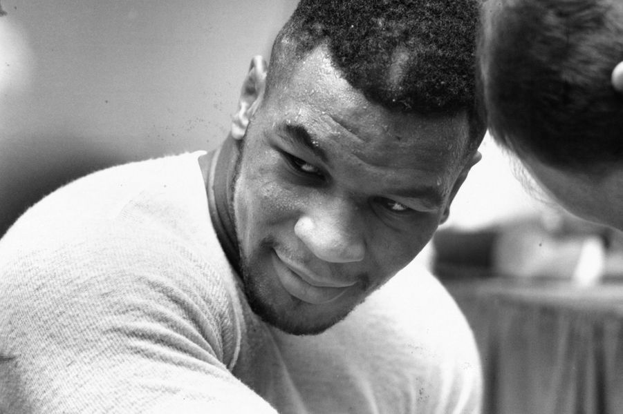 Mike Tyson, 1988