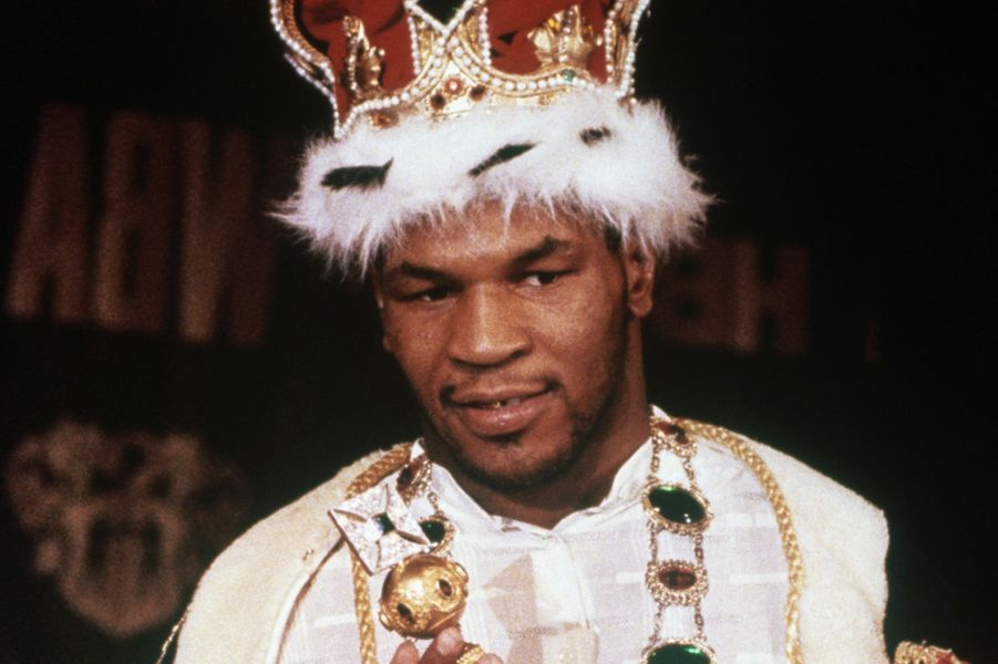 Mike Tyson en 1987