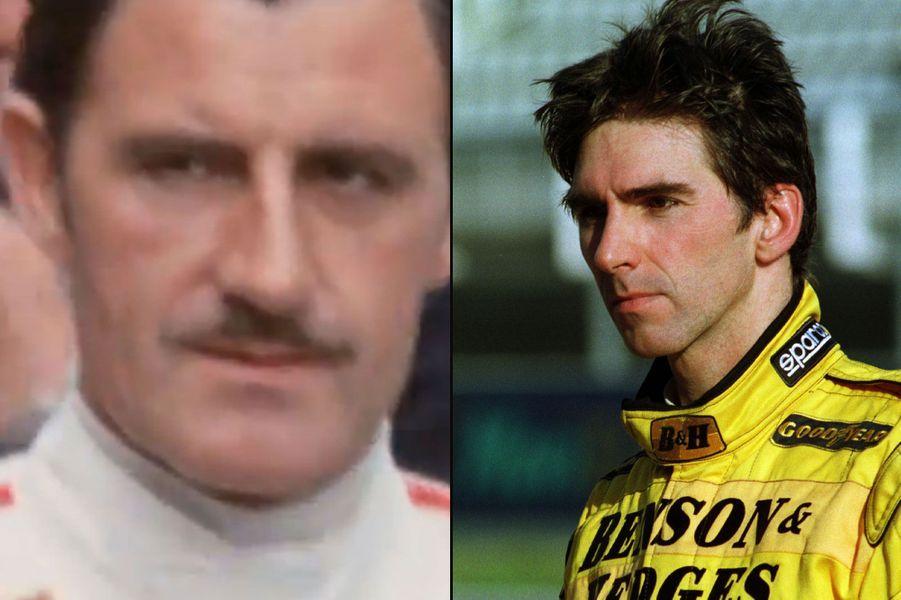Le Britannique Graham Hill, figure emblématique de la F1 des années 1960, a remporté 14 Grand Prix et deux titres de champions du monde. Son fils a pris la relève avec brio puisque Damon est devenu lui aussi champion du monde des pilotes en 1996.