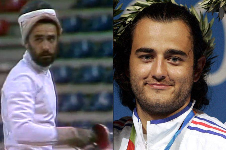 Double champion olympique et triple champion du monde d'escrime, Philipe Boisse n'a pu retenir ses larmes de bonheur – alors qu'il commentait en direct l'épreuve sur France télévision - en voyant son fils Eric couronné d'or avec son équipe aux JO d'Athènes en 2004.