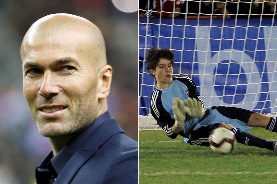 Il y avait Zinedine et Enzo, il va désormais falloir compter sur Luca. Mardi, l'adolescent au nom illustre a aidé l'équipe de France des moins de 17 ans à se qualifier pour la finale de l'Euro 2015 qui se joue en Bulgarie, aux dépens de la Belgique.Contrairement à son grand frère Enzo, qui joue lui aussi en équipe de France (-19 ans) et a choisi d'évoluer en tant que milieu de terrain, Luca a préféré se tourner vers le poste de gardien de but.