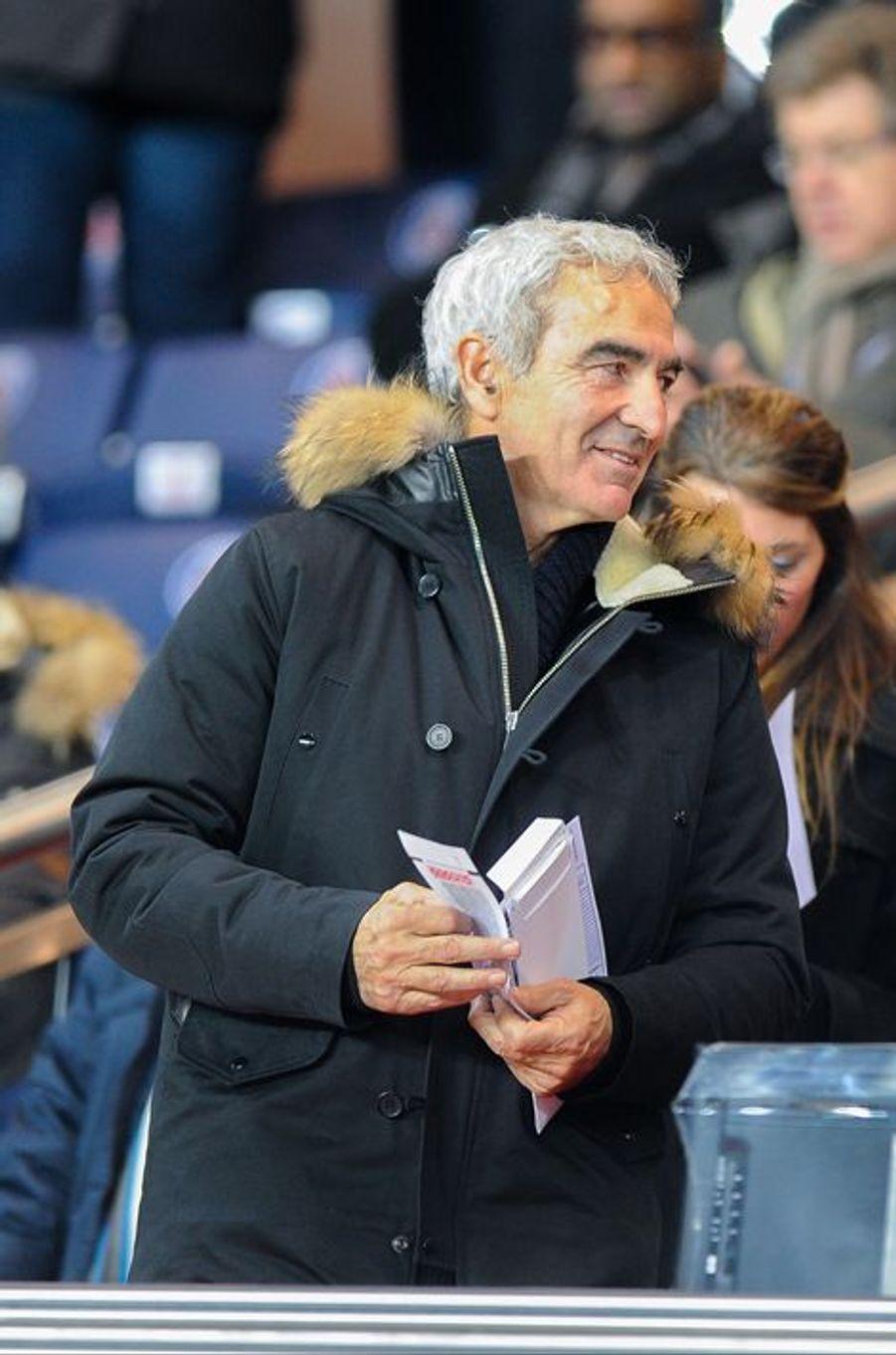 Raymond Domenech, ancien entraîneur de l'équipe de France