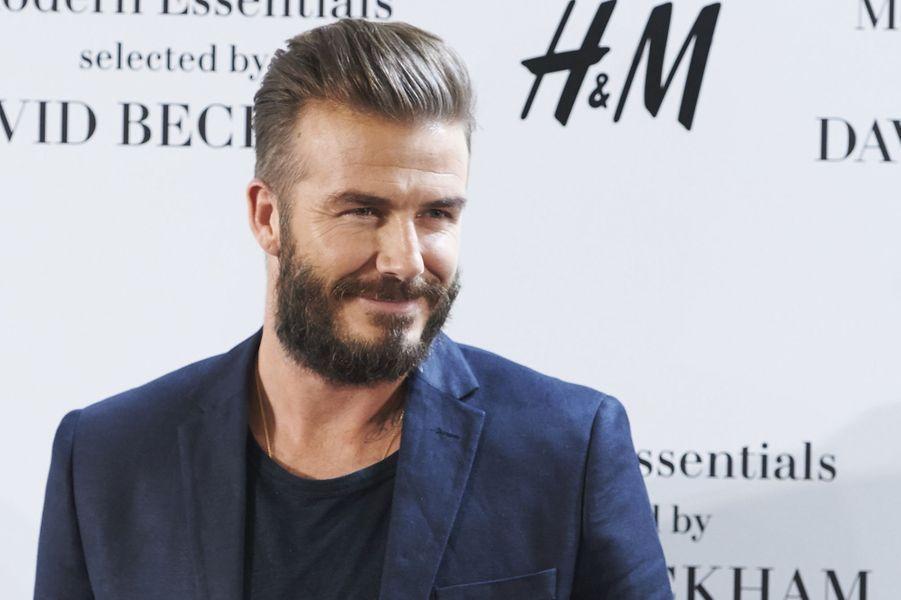 À Madrid pour H&M en mars 2015
